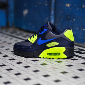 "NIKE AIR MAX 90 ""MTL/ROYAL"""