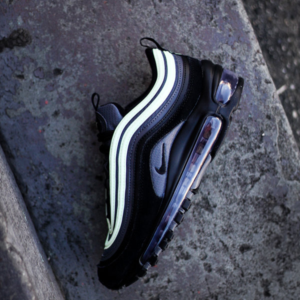 "NIKE AIR MAX 97 ""GREY/BARELY VOLT"""