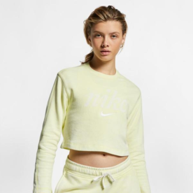NIKE NSW WOMEN'S CROPPED CREW