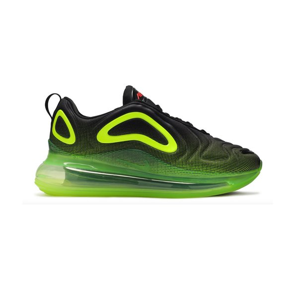 "NIKE AIR MAX 270 (GS) ""BLK/VOLT"""