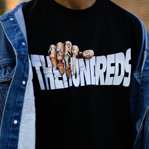 """THE HUNDREDS DEAD T-SHIRT """"BLK"""""""