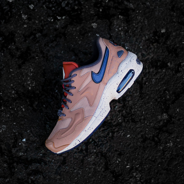 NIKE AIR MAX2 LIGHT LX - DESERT DUST