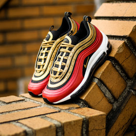 "NIKE W AIR MAX 97 ""UNI RED"""