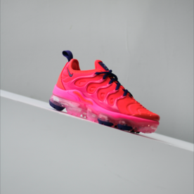 "NIKE W VAPORMAX PLUS ""BRIGHT CRIMSON"""