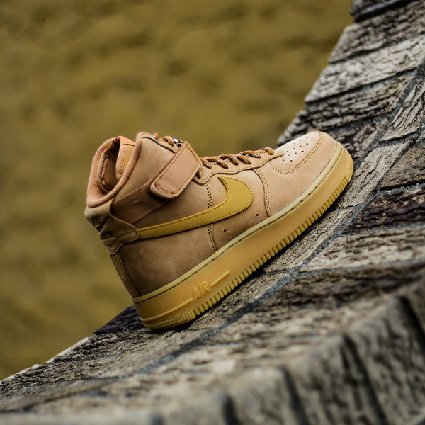 "NIKE AIR FORCE 1 HIGH '07 ""FLAX"""