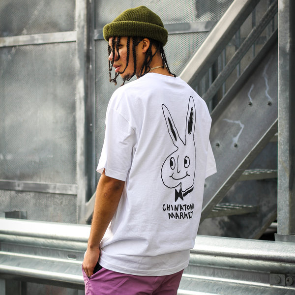 CHINATOWN MARKET THE REAL BUNNY TEE