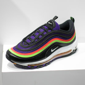"NIKE AIR MAX 97 ""BLACK/COURT PURPLE"""