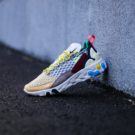 "NIKE REACT SERTU ""WOLF GREY"""