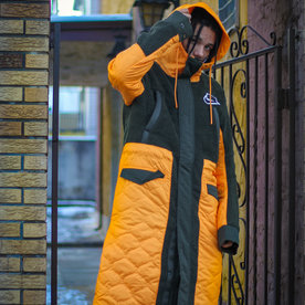 "NIKE NSW SPORT PACK PARKA ""KUMQUAT"""