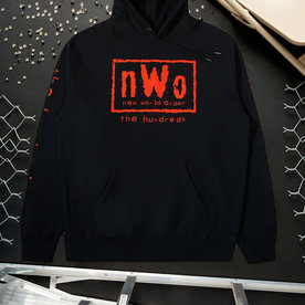 "THE HUNDREDS NWO PULLOVER HOODIE ""BLK"""