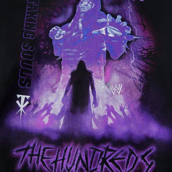 "THE HUNDREDS UNDERTAKER CREWNECK ""BLK"""