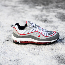 "NIKE AIR MAX 98 ""TRACK RED"""