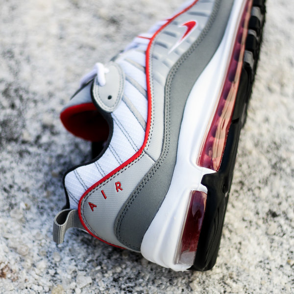"""NIKE AIR MAX 98 """"TRACK RED"""""""