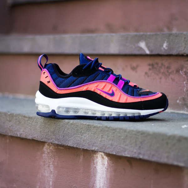 "NIKE AIR MAX 98 (GS) ""BLUE VOID"""