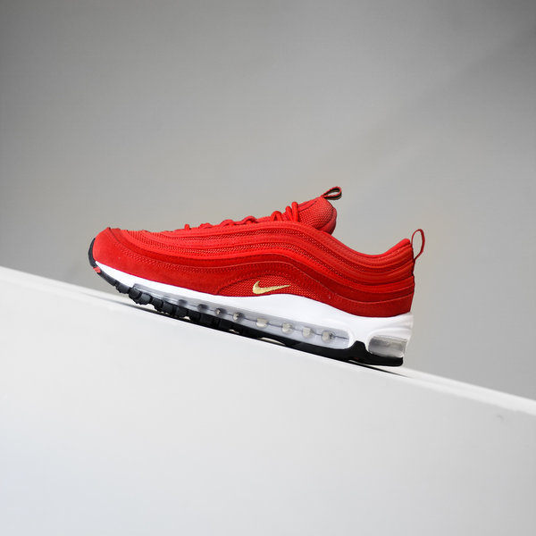 "NIKE AIR MAX 97 QS ""CHALLENGE RED"""