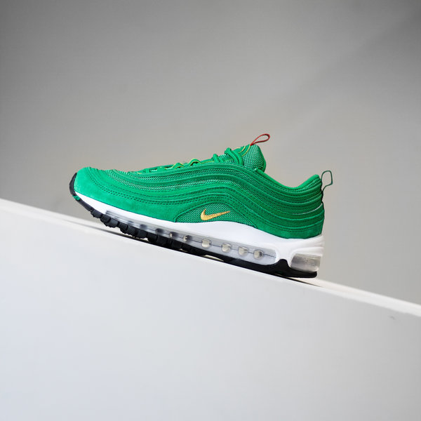 "NIKE AIR MAX 97 QS ""LUCKY GREEN"""