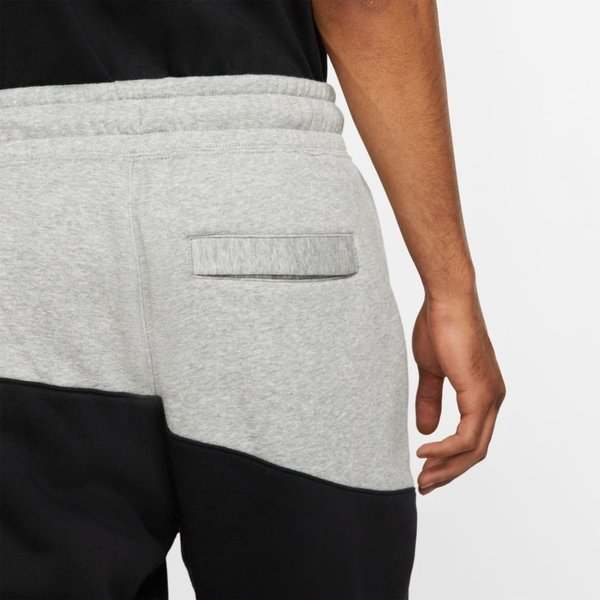 "NIKE CLRBLK SWOOSH PANTS ""WHITE/GREY"""