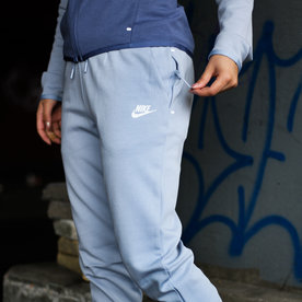 "NIKE W TECH JOGGER ""DIFFUSED BLUE"""