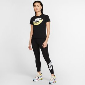 "NIKE W HIGH WAIST LEGGING ""BLK"""