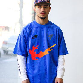 "NIKE NSW SS JERSEY ""GAME ROYAL"""