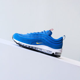 "NIKE AIR MAX 97 QS ""PHOTO BLUE"""