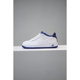 "NIKE AIR FORCE 1-1 (GS) ""DEEP ROYAL BLUE"""