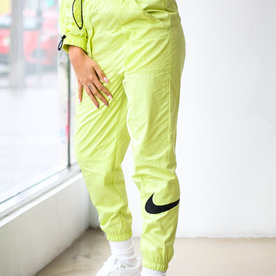"NIKE W SWOOSH PANTS ""LIMELIGHT"""