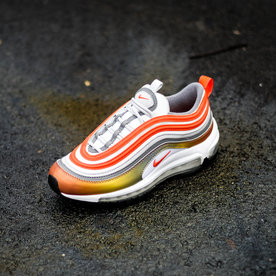 "NIKE AIR MAX 97 SE GS ""METALLIC RED"""