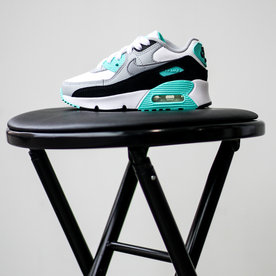"NIKE AIR MAX 90 LTR PS ""PARTICLE GREY"""