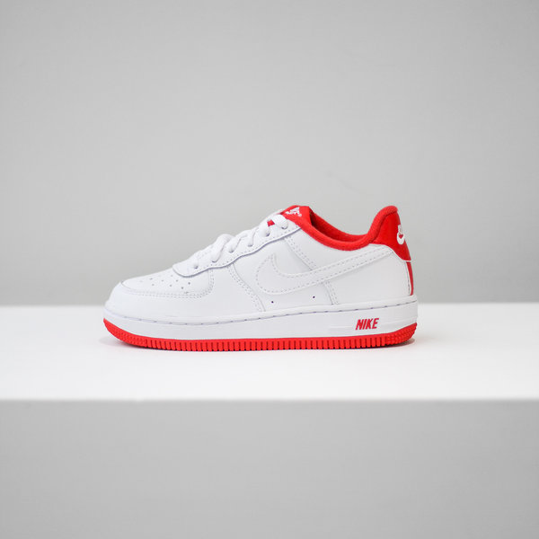 "NIKE FORCE 1-1 (PS) ""UNIVERSITY RED"""