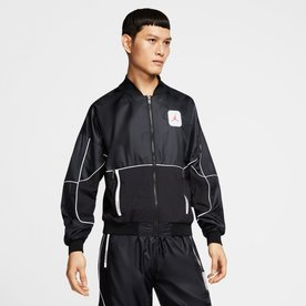 AIR JORDAN AJ5 LEGACY WINDBREAKER - BLK