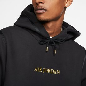 "AIR JORDAN REMASTERED P/O HOOD ""BLACK"""