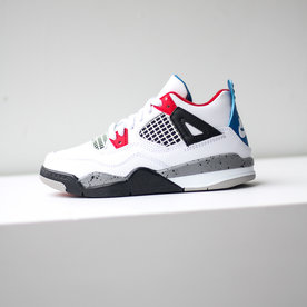 "AIR JORDAN AJ 4 RETRO ""WHAT THE 4"" (PS)"
