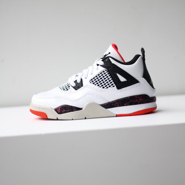"AIR JORDAN JORDAN 4 ""CRIMSON"" (PS)"
