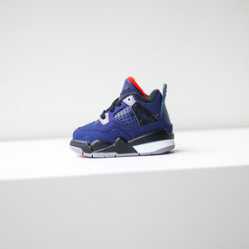 "AIR JORDAN AJ 4 RETRO ""LOYAL BLUE"" (TD)"
