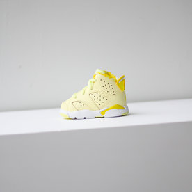 "AIR JORDAN JORDAN 6 (PS) ""CITRON TINT"""