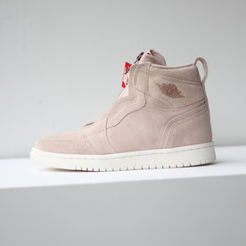 "AIR JORDAN W AIR JORDAN 1 HIGH ZIP ""PARTICLE BEIGE"""
