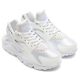 "NIKE W AIR HUARACHE RUN ""WHITE"""