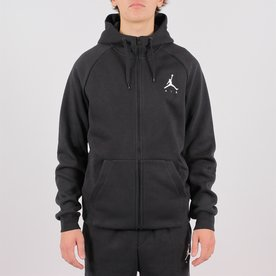 AIR JORDAN JSW FLC ZIP UP - BLK