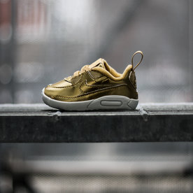 "NIKE AIR MAX 90 CRIB QS ""GOLD"""