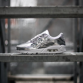 "NIKE W AIR MAX 90 SP ""CHROME"""