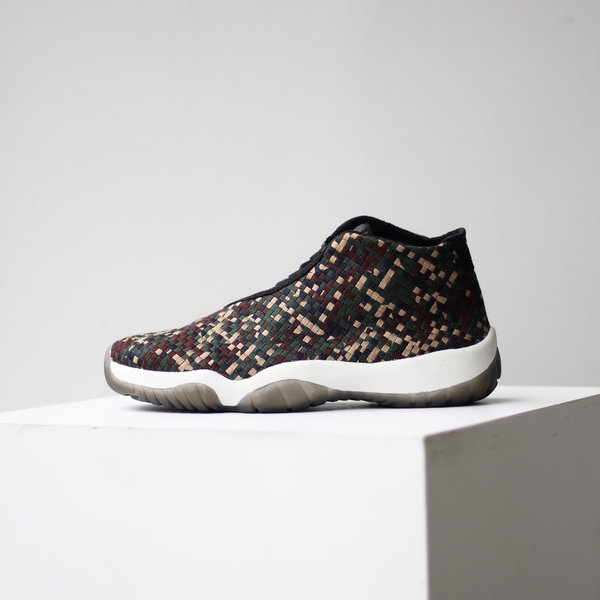 AIR JORDAN FUTURE PREM - CAMO