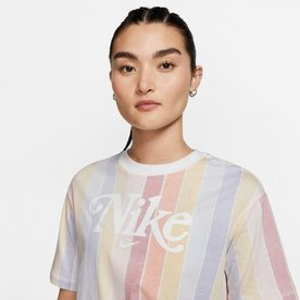 "NIKE W SHORT SLEEVE TOP ""MULTI"""