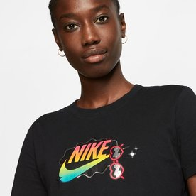 "NIKE W NSW T SHIRT ""BLK"""