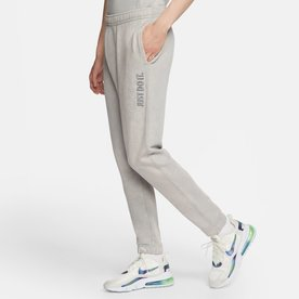 "NIKE JDI FRENCH TERRY PANTS ""SMOKE GREY"""