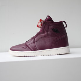 "AIR JORDAN W AJ 1 HI ZIP ""BORDEAUX"""