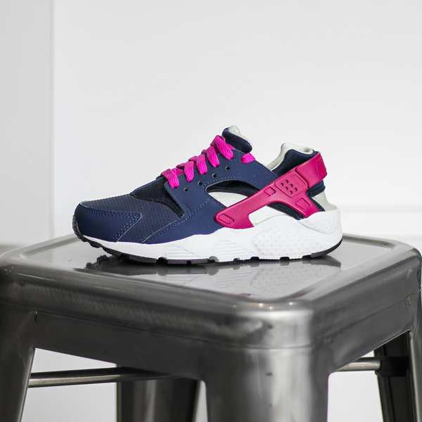 "HUARACHE RUN ""MIDNIGHT NAVY"" (GS)"
