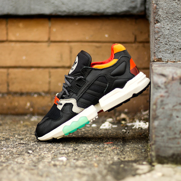 "ADIDAS ZX TORSION ""CORE BLACK"""