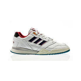"ADIDAS A.R. TRAINER ""WHITE/NAVY"""