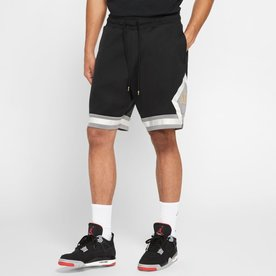 "AIR JORDAN REMASTERED DMND SHORTS ""BLK"""